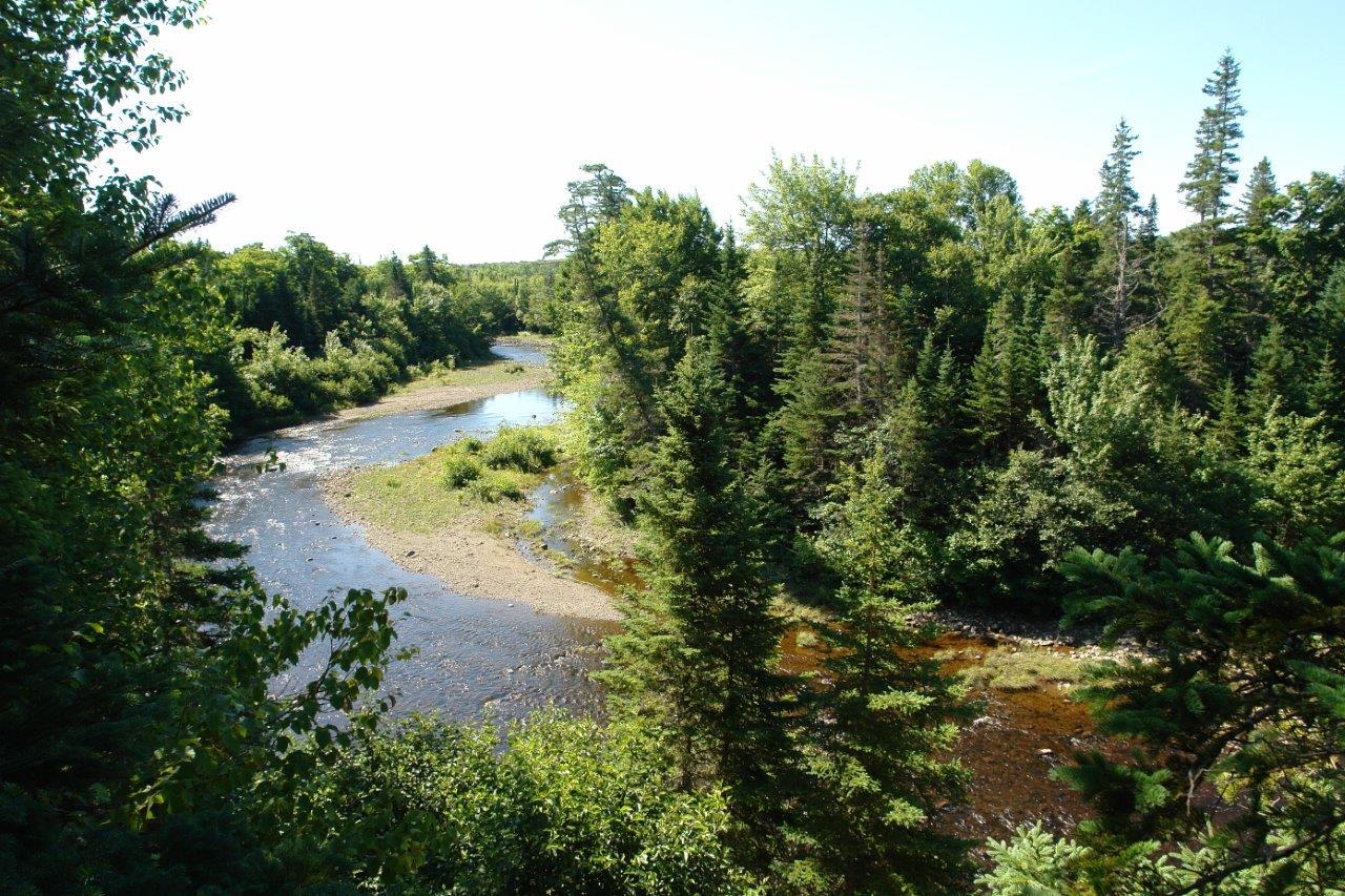 River Frontage Land for Sale Nova Scotia