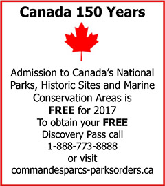 Discover the Lands of Canada